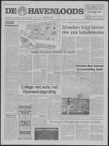 De Havenloods 1976-09-22