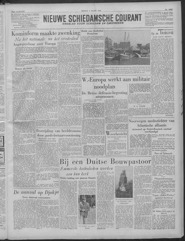 Nieuwe Schiedamsche Courant 1949-03-04
