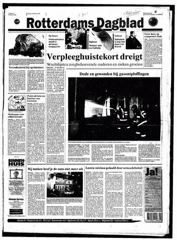 Rotterdamsch Nieuwsblad / Schiedamsche Courant / Rotterdams Dagblad / Waterweg / Algemeen Dagblad 1998-02-13