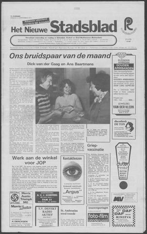 Het Nieuwe Stadsblad 1973-09-14