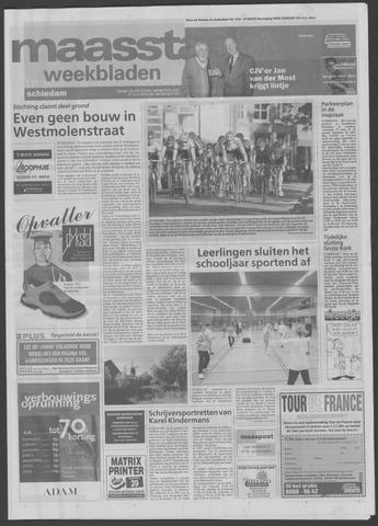 Maaspost / Maasstad / Maasstad Pers 2001-06-27