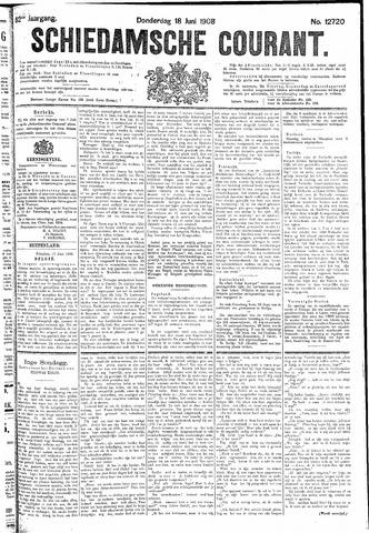 Schiedamsche Courant 1908-06-18