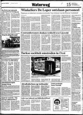 Rotterdamsch Nieuwsblad / Schiedamsche Courant / Rotterdams Dagblad / Waterweg / Algemeen Dagblad 1991-04-17