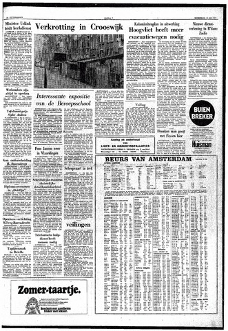 Trouw / De Rotterdammer 1971-05-13