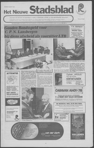 Het Nieuwe Stadsblad 1978-03-03