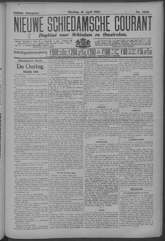 Nieuwe Schiedamsche Courant 1918-04-16