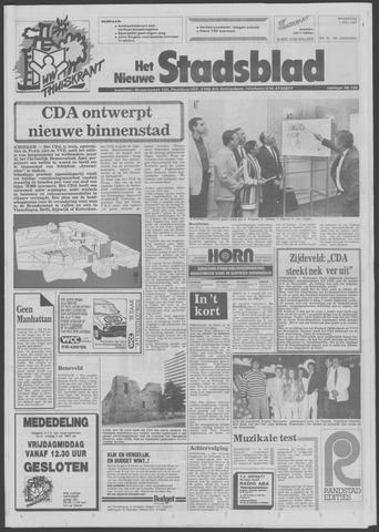 Het Nieuwe Stadsblad 1987-07-01