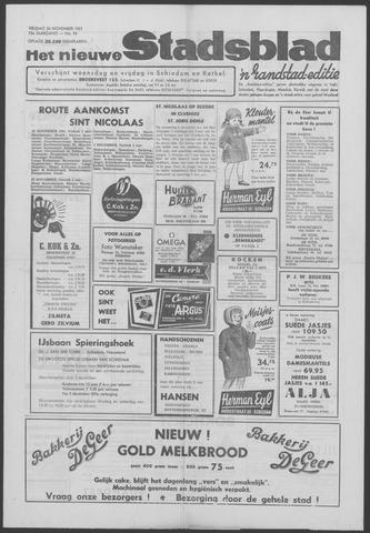 Het Nieuwe Stadsblad 1961-11-24