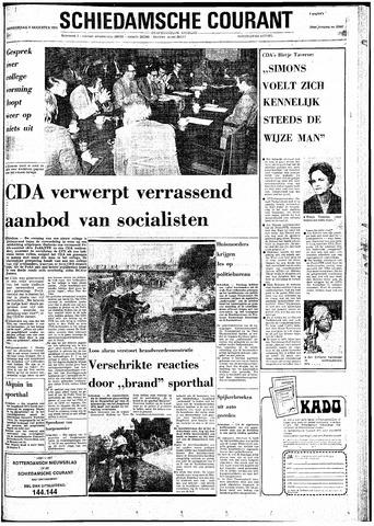 Rotterdamsch Nieuwsblad / Schiedamsche Courant / Rotterdams Dagblad / Waterweg / Algemeen Dagblad 1974-08-08
