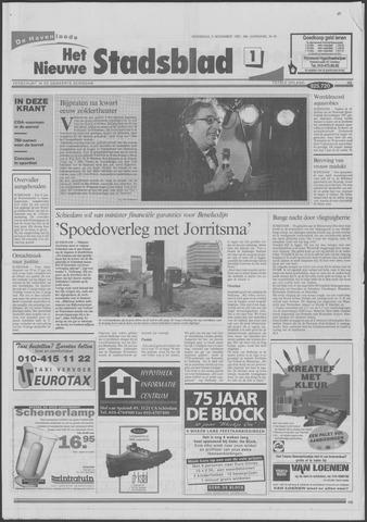 Het Nieuwe Stadsblad 1997-11-05