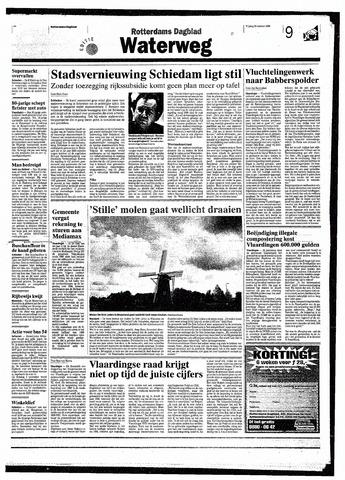 Rotterdamsch Nieuwsblad / Schiedamsche Courant / Rotterdams Dagblad / Waterweg / Algemeen Dagblad 1998-10-23