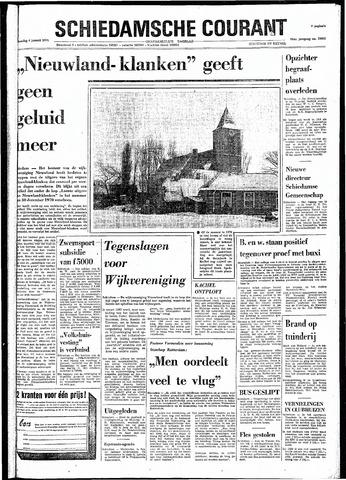 Rotterdamsch Nieuwsblad / Schiedamsche Courant / Rotterdams Dagblad / Waterweg / Algemeen Dagblad 1971