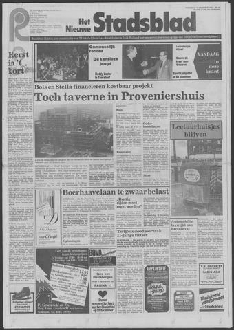 Het Nieuwe Stadsblad 1982-12-15