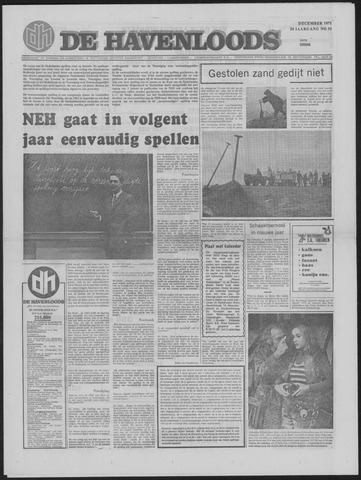 De Havenloods 1971-12-21