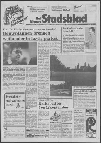 Het Nieuwe Stadsblad 1987-08-14