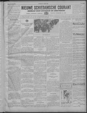 Nieuwe Schiedamsche Courant 1932-05-03