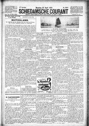 Schiedamsche Courant 1929-04-22