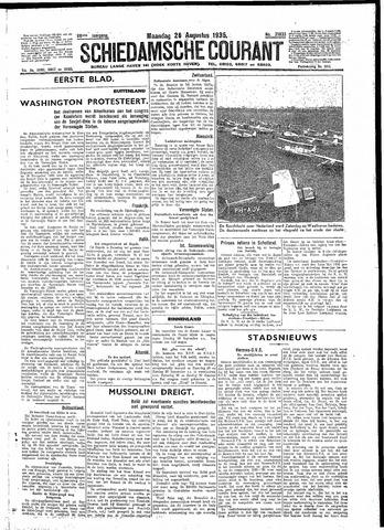 Schiedamsche Courant 1935-08-26