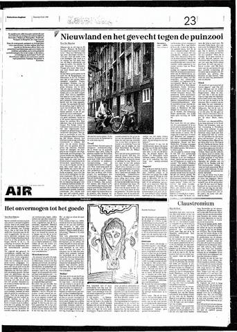Rotterdamsch Nieuwsblad / Schiedamsche Courant / Rotterdams Dagblad / Waterweg / Algemeen Dagblad 1993-07-10