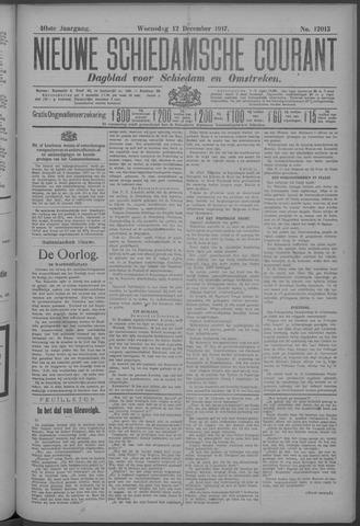Nieuwe Schiedamsche Courant 1917-12-12