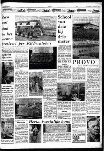 Trouw / De Rotterdammer 1966-08-06