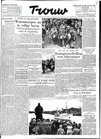 Trouw / De Rotterdammer 1955-07-09