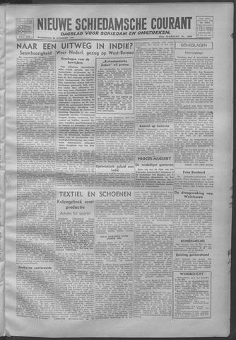 Nieuwe Schiedamsche Courant 1945-10-24