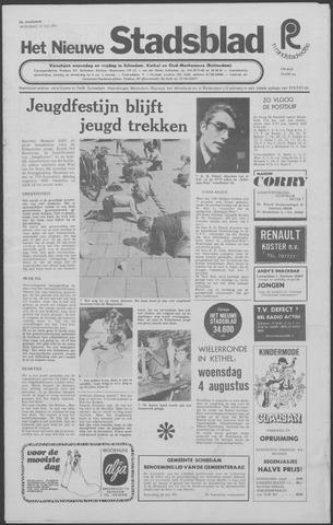 Het Nieuwe Stadsblad 1971-07-21
