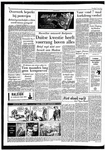 Rotterdamsch Parool / De Schiedammer 1957-06-17