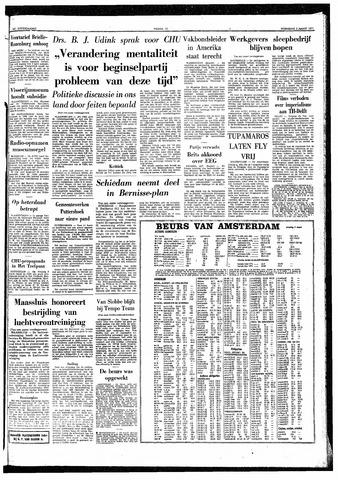 Trouw / De Rotterdammer 1971-03-03
