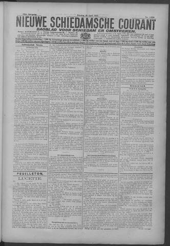 Nieuwe Schiedamsche Courant 1925-04-28