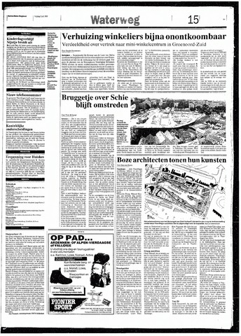 Rotterdamsch Nieuwsblad / Schiedamsche Courant / Rotterdams Dagblad / Waterweg / Algemeen Dagblad 1993-07-02