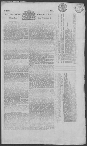 Rotterdamse Courant 1836-01-19