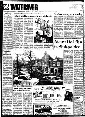 Rotterdamsch Nieuwsblad / Schiedamsche Courant / Rotterdams Dagblad / Waterweg / Algemeen Dagblad 1991-02-28
