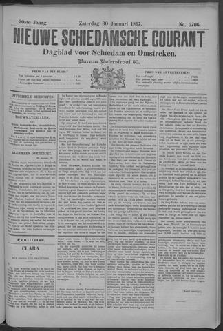 Nieuwe Schiedamsche Courant 1897-01-30