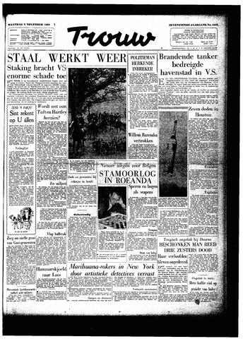 Trouw / De Rotterdammer 1959-11-09