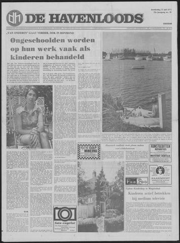 De Havenloods 1973-07-12