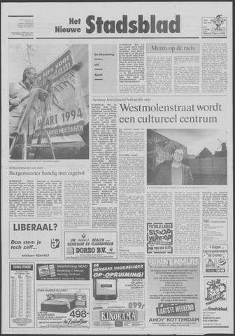 Het Nieuwe Stadsblad 1994-02-09