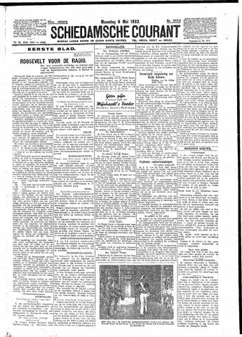 Schiedamsche Courant 1933-05-08