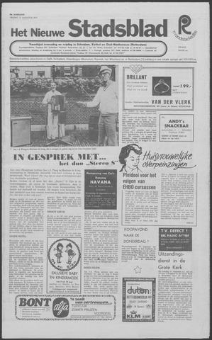 Het Nieuwe Stadsblad 1971-08-13