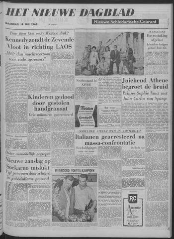 Nieuwe Schiedamsche Courant 1962-05-14