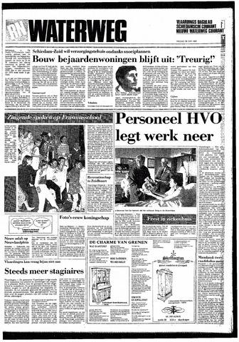 Rotterdamsch Nieuwsblad / Schiedamsche Courant / Rotterdams Dagblad / Waterweg / Algemeen Dagblad 1985-06-28