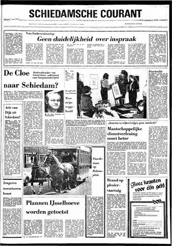 Rotterdamsch Nieuwsblad / Schiedamsche Courant / Rotterdams Dagblad / Waterweg / Algemeen Dagblad 1979-05-07