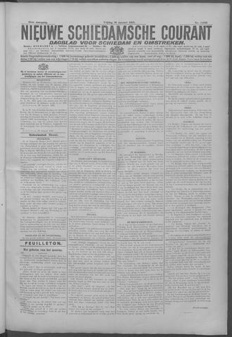 Nieuwe Schiedamsche Courant 1925-01-30