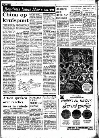 Rotterdamsch Parool / De Schiedammer 1966-09-12