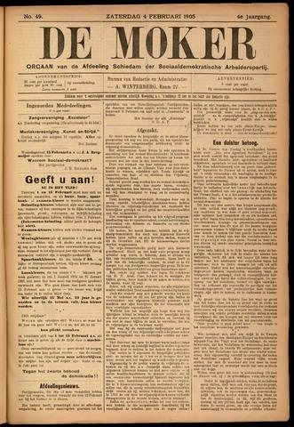 De Moker 1905-02-04