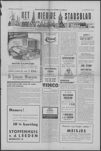 Het Nieuwe Stadsblad 1956-01-20