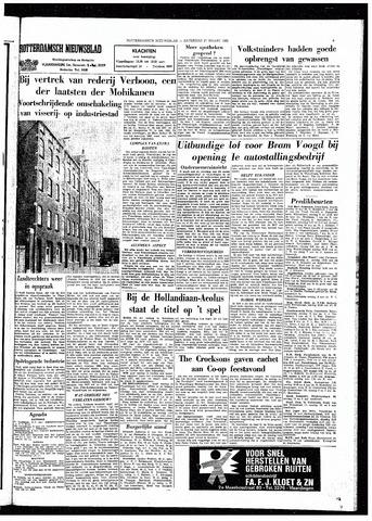 Rotterdamsch Nieuwsblad / Schiedamsche Courant / Rotterdams Dagblad / Waterweg / Algemeen Dagblad 1965-03-27