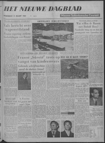 Nieuwe Schiedamsche Courant 1961-03-08