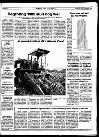 Het Vrije volk 1988-09-27